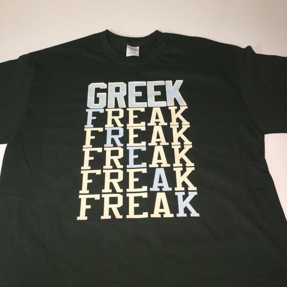 huge discount 0b48e 5b40c Milwaukee Bucks Giannis Antetokounmpo Shirt NWT